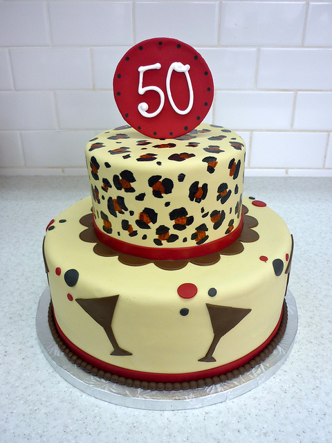 50th Birthday Cake Sareen And Associates CPA