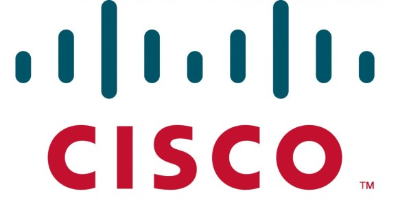 The Cisco logo works on so many levels for the digital network company - it's mostly blue for trust, red for energy and action, and the symbol looks like both a wavelength image, AND, simultaneously, the outline of the Golden Gate Bridge. Because, yes, you guessed it,  the company is headquartered in San Francisco. Superb.